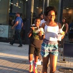 Photo taken at Ice Cream Jubilee by Derrick W. on 8/15/2015