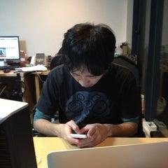 Photo taken at 1-10design Inc. Shinagawa. by ケイゴ ナ. on 11/16/2012