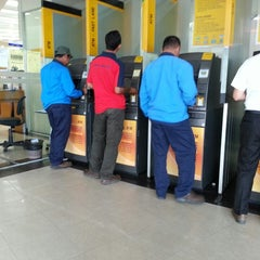 Photo taken at Maybank by Muhammad F. on 2/26/2013