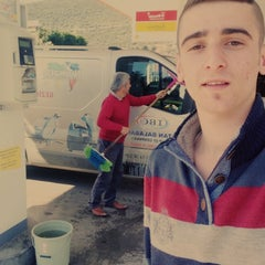 Photo taken at Shell by ismet e. on 3/19/2015