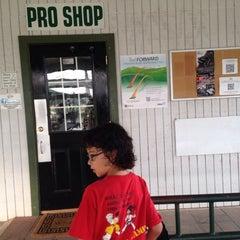 Photo taken at Alamo Golf Club by Sam V. on 7/16/2013