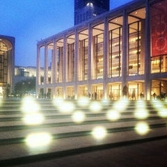 Photo taken at Lincoln Center for the Performing Arts by Jarvis M. on 10/10/2012
