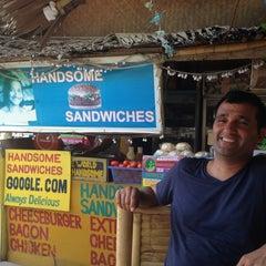 Photo taken at Handsome Sandwiches by Erez G. on 9/16/2013