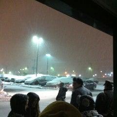 Photo taken at Megabus stop by Kyle C. on 12/29/2012