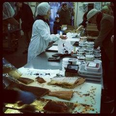 Photo taken at Acme Smoked Fish by Doron W. on 11/23/2012