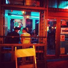 Photo taken at QBar by Dan L. on 12/11/2012