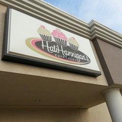 Photo taken at HaliHannigan's Cupcakery by Alisa C. on 3/6/2014