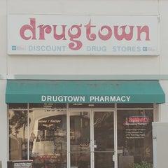 Photo taken at Drugtown Pharmacy by Jonathan N. on 6/24/2015