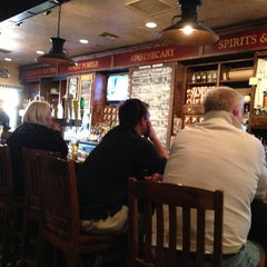 Photo taken at Skeptical Chymist Irish Restaurant & Pub by Ricky P. on 2/7/2013