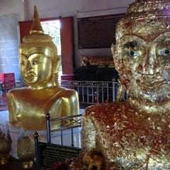 Photo taken at วัดพระทอง (หลวงพ่อพระผุด) (Wat Phra Thong) by IamPex on 12/13/2012