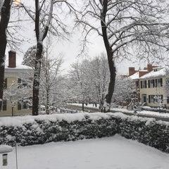 Photo taken at Village of Cooperstown by David G. on 11/27/2014