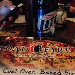 Photo taken at Coal Fire by Jordan B. on 3/1/2014