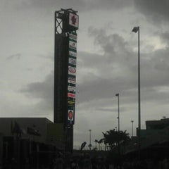 Photo taken at Homestead-Miami Speedway by Janet R. on 9/23/2012