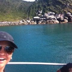 Foto tirada no(a) Ilha do Arvoredo por Fabrícia C. em 2/1/2013