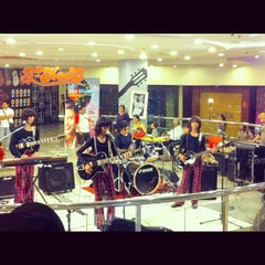 Photo taken at Plaza Blok M by Dedy S. on 9/20/2012