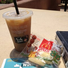 Photo taken at McDonald's by Veronica A. on 7/31/2013