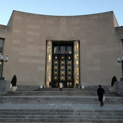 Photo taken at Brooklyn Public Library (Central Library) by Matt P. on 1/4/2013