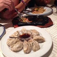 Photo taken at Restaurante Cielo Dragón by Enrique R. on 8/17/2014