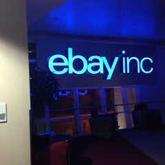 Photo taken at eBay North Town Hall Building 12 by Jonathan J. on 2/2/2013
