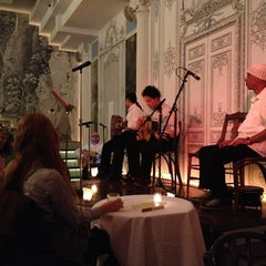 Photo taken at Bowery Poetry Club by Maria G. on 4/7/2013