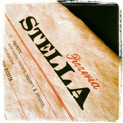 Photo taken at Pizzeria Stella by Sherry K. on 3/3/2013