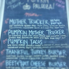 Photo taken at Green Truck by Justin B. on 10/24/2012