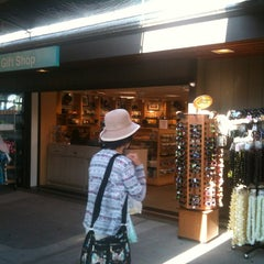 Photo taken at Gift Shop by Kyoung Bok L. on 12/1/2012
