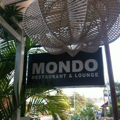 Photo taken at Mondo by Oksana K. on 12/29/2013