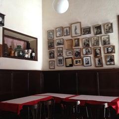 Photo taken at Tienda de Vinos (El Comunista) by Isabel S. on 2/26/2014