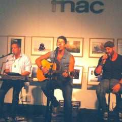 Photo taken at Fnac by Silvia R. on 7/16/2013