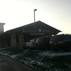 Photo taken at Kansas Star Casino by Ashley V. on 1/1/2013