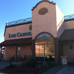 Photo taken at Los Cabos Mexican Grill And Cantina by Ashley V. on 1/21/2013