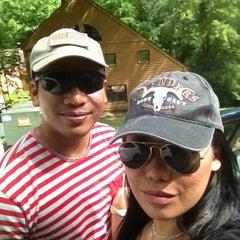Photo taken at Wyndham Vacation Resorts Shawnee Village by Peachy W. on 7/3/2013