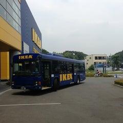 Photo taken at IKEA 港北 by Metalhealer Y. on 7/13/2013