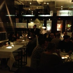 Photo taken at Mr. Chow by Paul A. on 1/17/2013