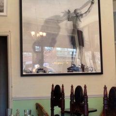 Photo taken at Rafaella Cafe by Diane C. on 4/20/2013