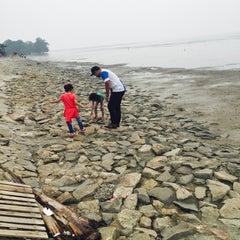 Photo taken at Tanjung Ketapang by STZ on 9/16/2015