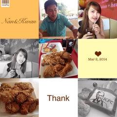 Photo taken at KFC (เคเอฟซี) by ✨Nannie✨ C. on 3/2/2014