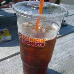 Photo taken at Dunkin' Donuts by Alex T. on 6/21/2013