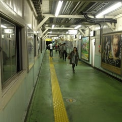 Photo taken at 鶯谷駅 (Uguisudani Sta.) by Koji A. on 10/29/2012