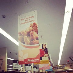 Photo taken at Albertsons by Monique J. on 12/21/2013