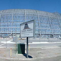 Photo taken at Hangar One (Building 1) by Ed F. on 6/24/2015