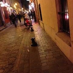 Photo taken at Café du Passage by wdb 0. on 11/7/2012