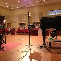 Photo taken at First United Methodist Church by Justin C. on 11/11/2012
