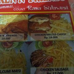 Photo taken at Foodspot 5mu (LimaMu) by Julian J. on 12/7/2014