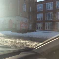 Photo taken at Nichols Middle School by Calvin H. on 3/10/2014