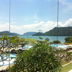 Photo taken at The Westin Langkawi Resort & Spa by Terry F. on 10/25/2012