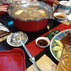 Photo taken at MK (เอ็มเค) by Aun C. on 11/13/2015