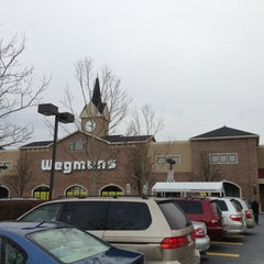 Photo taken at Wegmans by Jeff S. on 12/24/2012