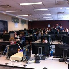 Photo taken at Université de Sherbrooke by Steve T. on 12/20/2012